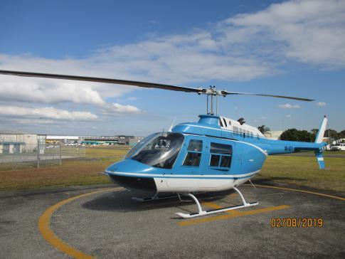 1987 Bell 206B3 JetRanger III for Sale in Bankstown, NSW, Australia (YSBK)