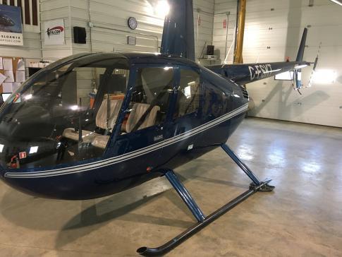 2009 Robinson R-44 Raven II for Sale in Slave Lake, Alberta, Canada (CYZH)