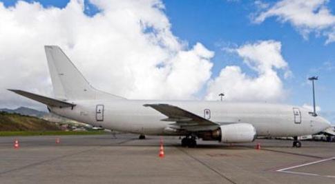 1992 Boeing 737-400F for Sale/ Lease in Abu Dhabi, United Arab Emirates (DXB)