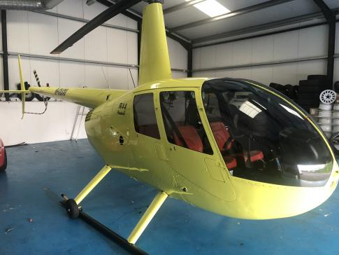 2008 Robinson R-44 Raven II for Sale in Northern iteland, United Kingdom (Belf)