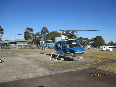 1982 Eurocopter AS 350B Ecureuil for Sale in Bankstown, NSW, Australia (YSBK)