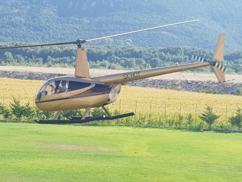 2007 Robinson R-44 Clipper II for Sale in Athens, Greece
