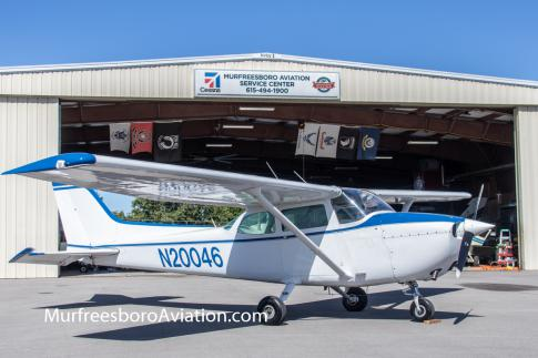 1972 Cessna 172M for Sale in Murfreesboro, Tennessee, United States (KMBT)