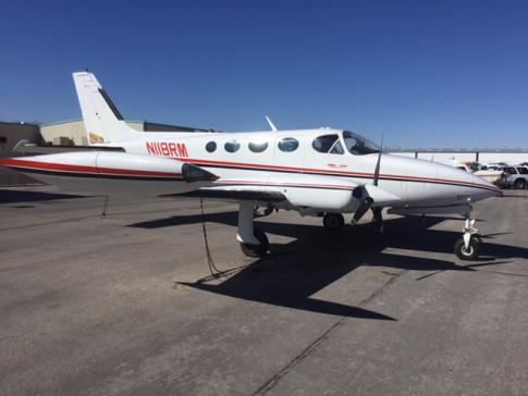 1974 Cessna 340A for Sale in North Las Vegas, Nevada, United States (VGT)