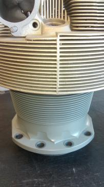 ECI IO-550 Taper Fin Cylinders / NFS 10:1 / Ported in Visalia, California, United States