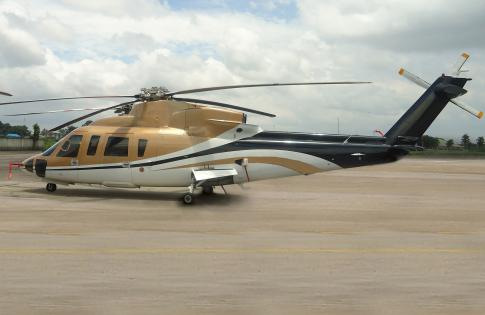 1998 Sikorsky S-76C+ for Sale in Nigeria