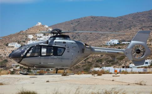 1997 Eurocopter EC 135T1 for Sale in Italy