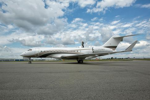 2014 Bombardier Global 6000 for Sale in Canada