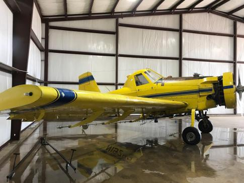 1980 Air Tractor AT-301 for Sale in Dumas, Texas, United States (DUX)