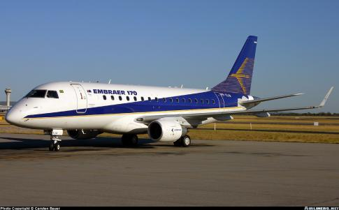 2012 Embraer ERJ-170 for Sale in Italy