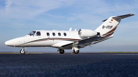 2002 Cessna 525 Citation CJ1 for Sale in Germany