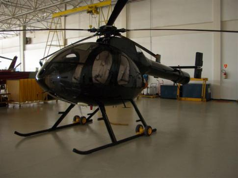 1995 McDonnell Douglas MD-520N for Sale in Italy (LILH)