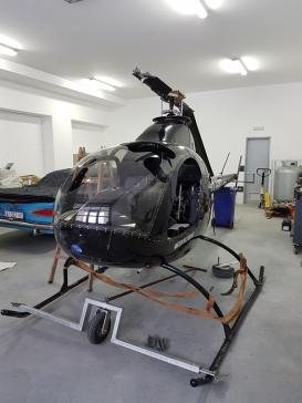 2014 RotorWay 162F for Sale in Croatia