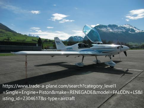 2012 Corvus Aircraft Phantom for Sale in DeLand, FL 32724, Florida, United States (KDED)