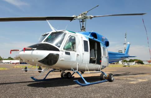 1973 Bell 212 for Sale in Bolivia
