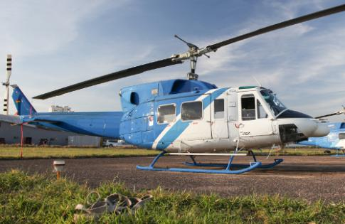 1982 Bell 212HP for Sale in Bolivia