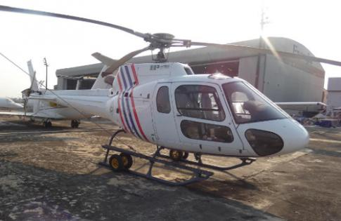 2015 Eurocopter AS 350B2 Ecureuil for Sale in Nigeria