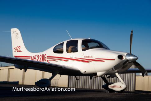 2003 Cirrus SR-22 for Sale in Murfreesboro, Tennessee, United States (KMBT)