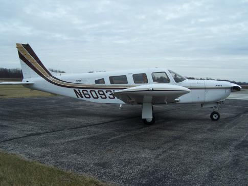 1978 Piper PA-32R-300 Lance for Sale in Bucyrus, Ohio, United States (17G)