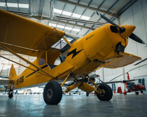 1960 Piper PA-18-150 Super Cub for Sale in Dublin, Ireland (EIWT)