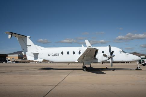 1992 Beech 1900D Airliner for Sale in Spain