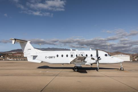 1996 Beech 1900D Airliner for Sale in Spain