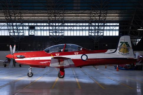 1987 Pilatus PC-9A for Auction in Lara, VIC, Australia (AVV)