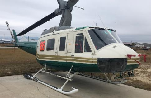 1974 Bell 205A-I Iroquois (Huey) for Sale in Canada