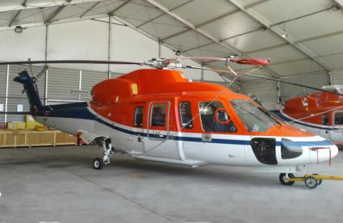 2008 Sikorsky S-76C++ for Sale in Singapore