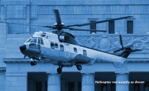 2012 Eurocopter EC 225LP Super Puma for Sale in Brazil