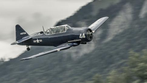 1951 North American T-6 Harvard MK4 for Sale in Italy