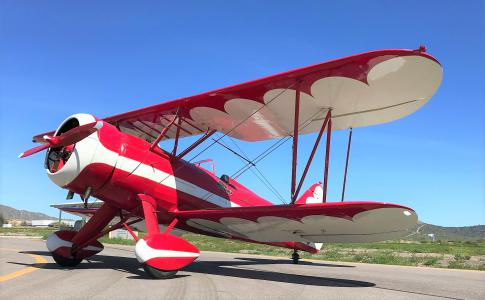 1939 Waco UPF-7/PT-14 for Sale in Phoenix, Arizona, United States (KDVT)