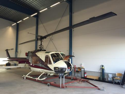 1966 Bell 204/UH-1F Iroquois (Huey) for Sale in Germany