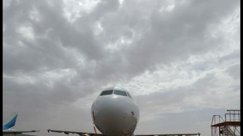 2004 Airbus A321-231 for Sale in Jordan
