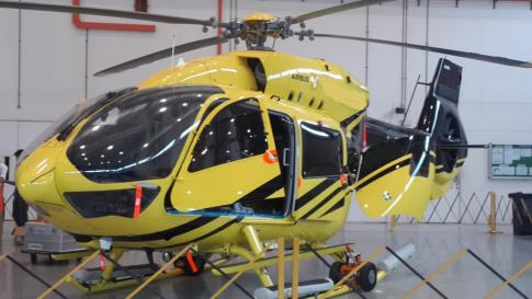 2019 Eurocopter EC 145 for Sale in Indonesia
