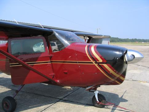 1960 Cessna 210A Centurion for Sale in Thomasville, Georgia, United States (TVI)