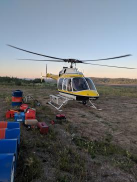 1996 Bell 407 for Sale in Agassiz, British Columbia, Canada