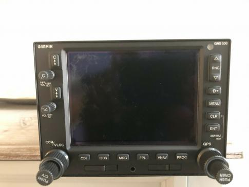 GARMIN GNS 530W GPS/NAV/COMM 14/28 VDC P/N 011-01064-00 WITH FAA 8130-3 in Sanford, Florida, United States