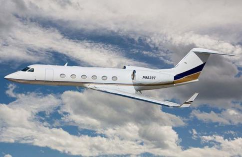 2008 Gulfstream G450 for Sale in Singapore