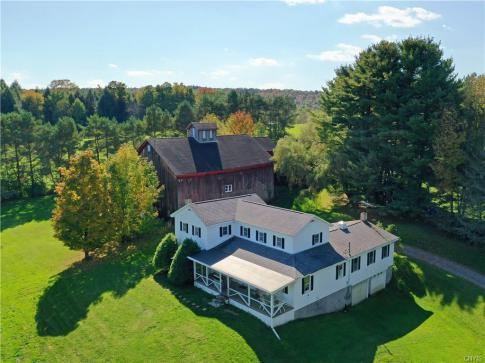 FLY or DRIVE to YOUR 93 ACRE MOUNTAIN TOP RETREAT in New York, United States (8NY3)