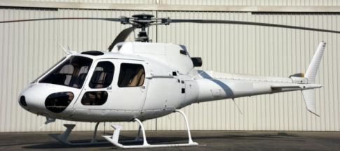 1979 Eurocopter AS 350BA Ecureuil for Sale in Greece