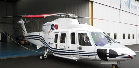 2008 Sikorsky S-76C++ for Sale in France