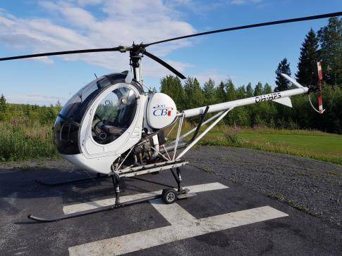 2000 Schweizer 300CBi for Sale in Finland