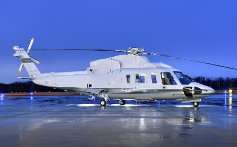 1998 Sikorsky S-76C+ for Sale in United States