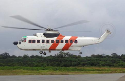 1975 Sikorsky S-61N for Sale in Brazil