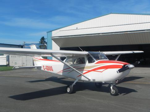 2008 Cessna 172N for Sale in Squamish, British Columbia, Canada (CYSE)