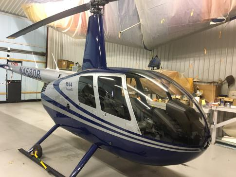 2018 Robinson R-44 for Sale in Upsate, New York, United States
