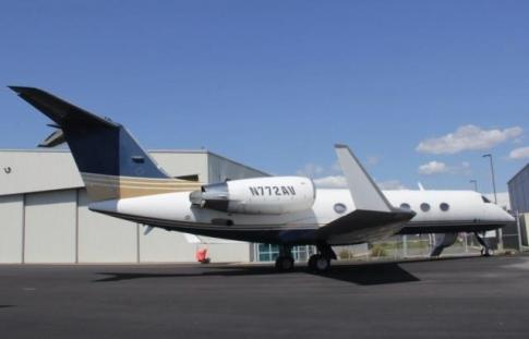 1987 Gulfstream GIV for Auction in Teterboro, New Jersey, United States (TEB)