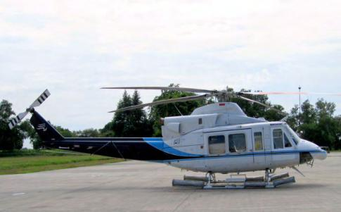 2006 Bell 412EP for Sale in Indonesia