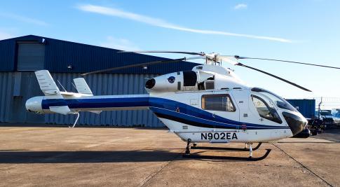 2000 McDonnell Douglas MD Explorer for Sale in United Kingdom